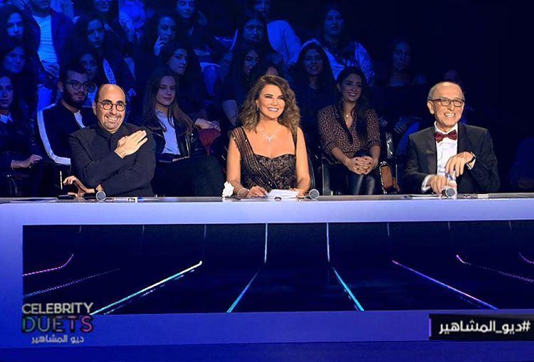 Celebrities of Celebrity Duets Season 3 on MTV Lebanon